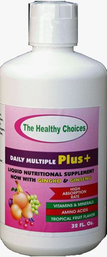 multiple plus vitamins